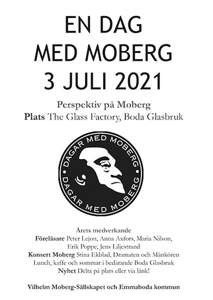 En dag med Moberg 2021